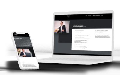 Webdesign PR Berater