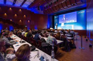 Hybridevent Pressekonferenz