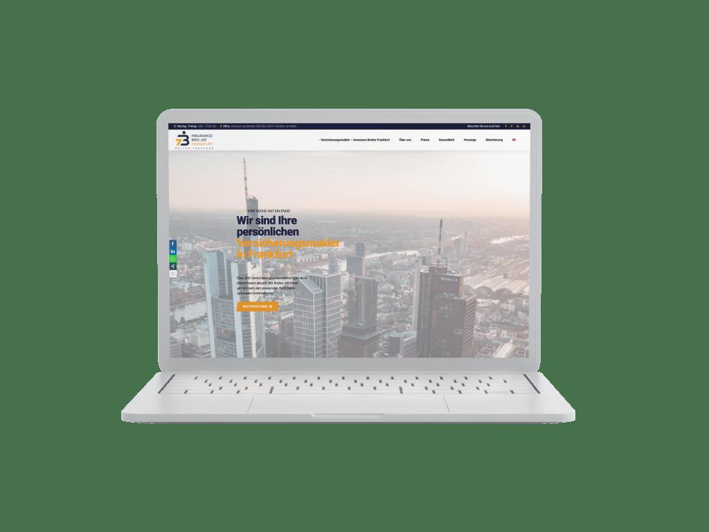 Wordpress Webdesign Anbieter in Bensheim