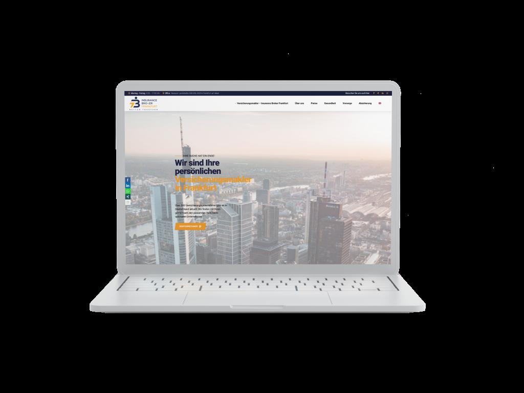 Wordpress Webdesign Anbieter in Langen