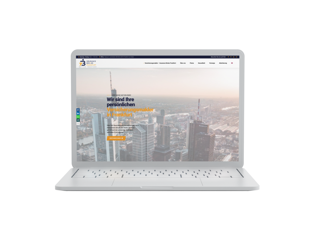 Wordpress Webdesign Anbieter in Nippes