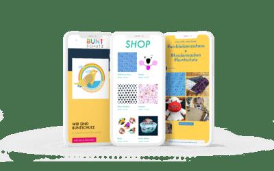 Online Shop für BuntSchutz
