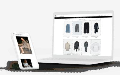 Mode- Onlineshop Entwicklung