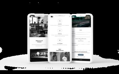 Webdesign für Videoagentur
