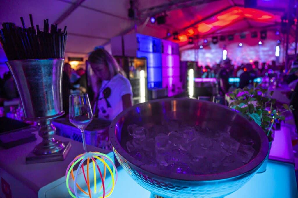 80´s 90´s Event organisation Sommerfest Firmenevent eventagentur frankfurt
