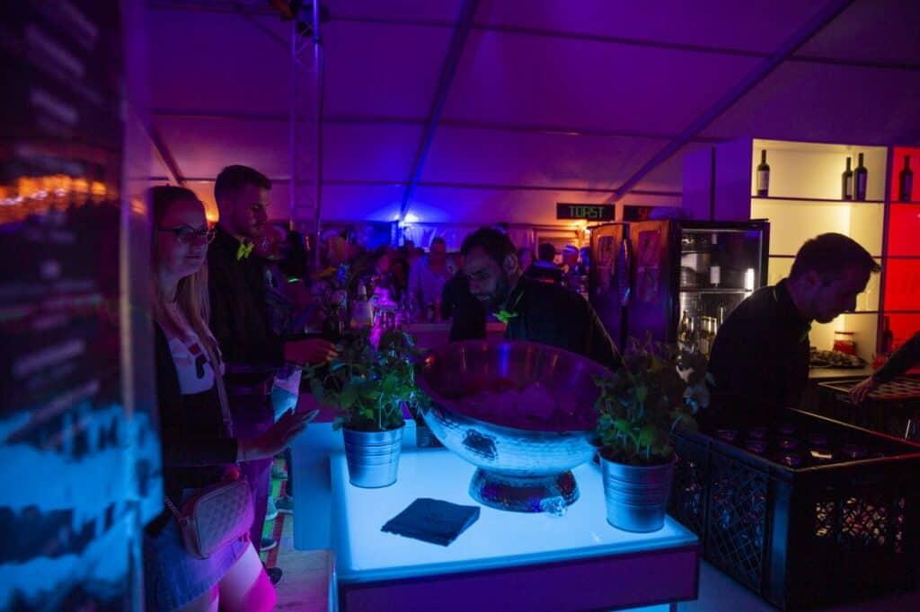 90er Jahre Event in Frankfurt am Main 80´s 90´s Event organisation Sommerfest Firmenevent eventagentur frankfurt