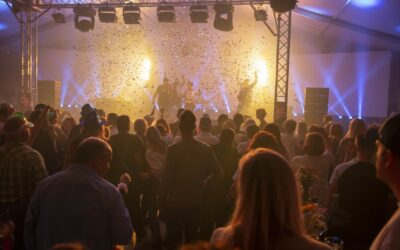 Full Service Eventorganisation 1000 PAX: 80´s Fest