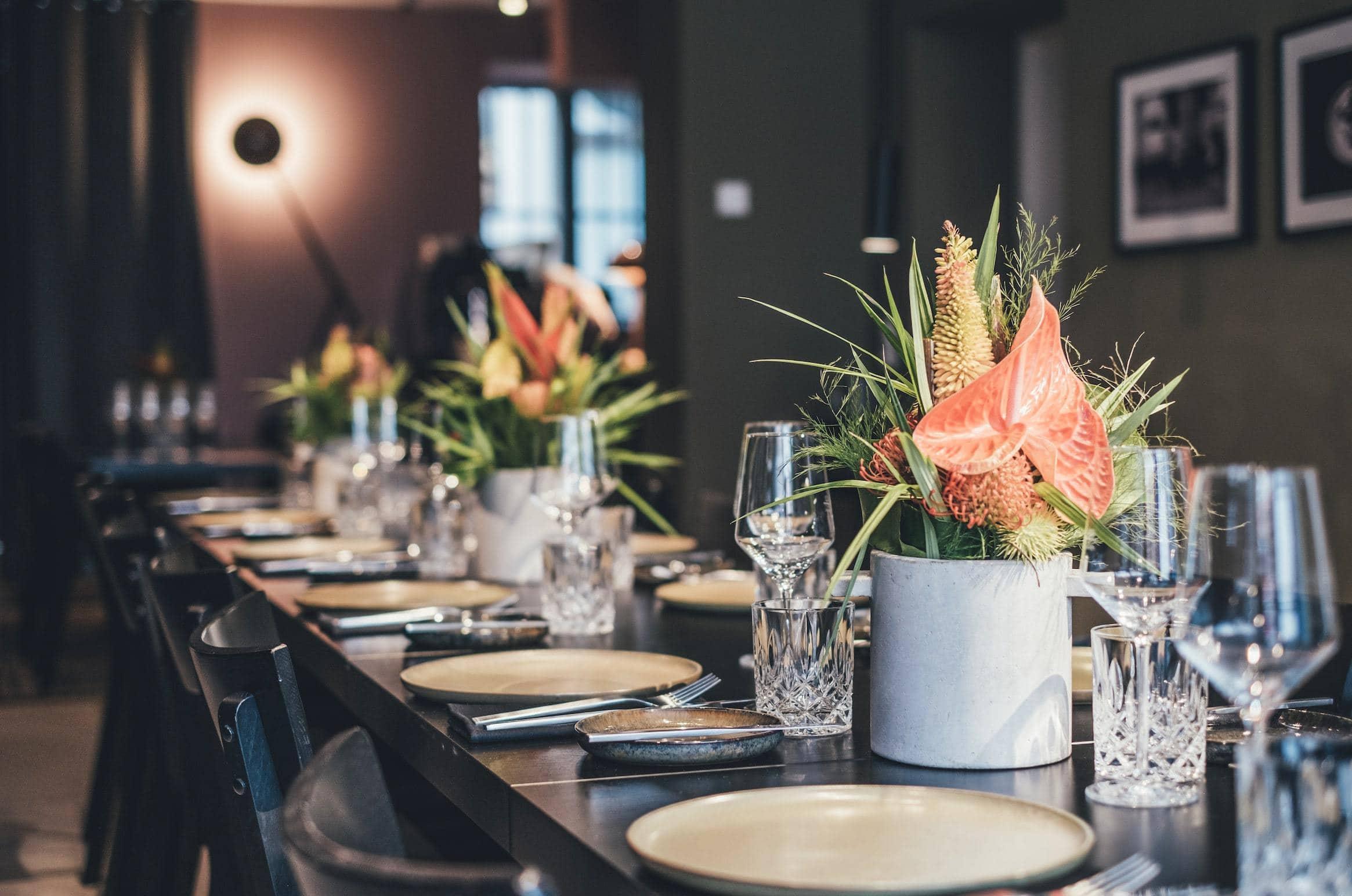 Private Dining Room mieten in Frankfurt