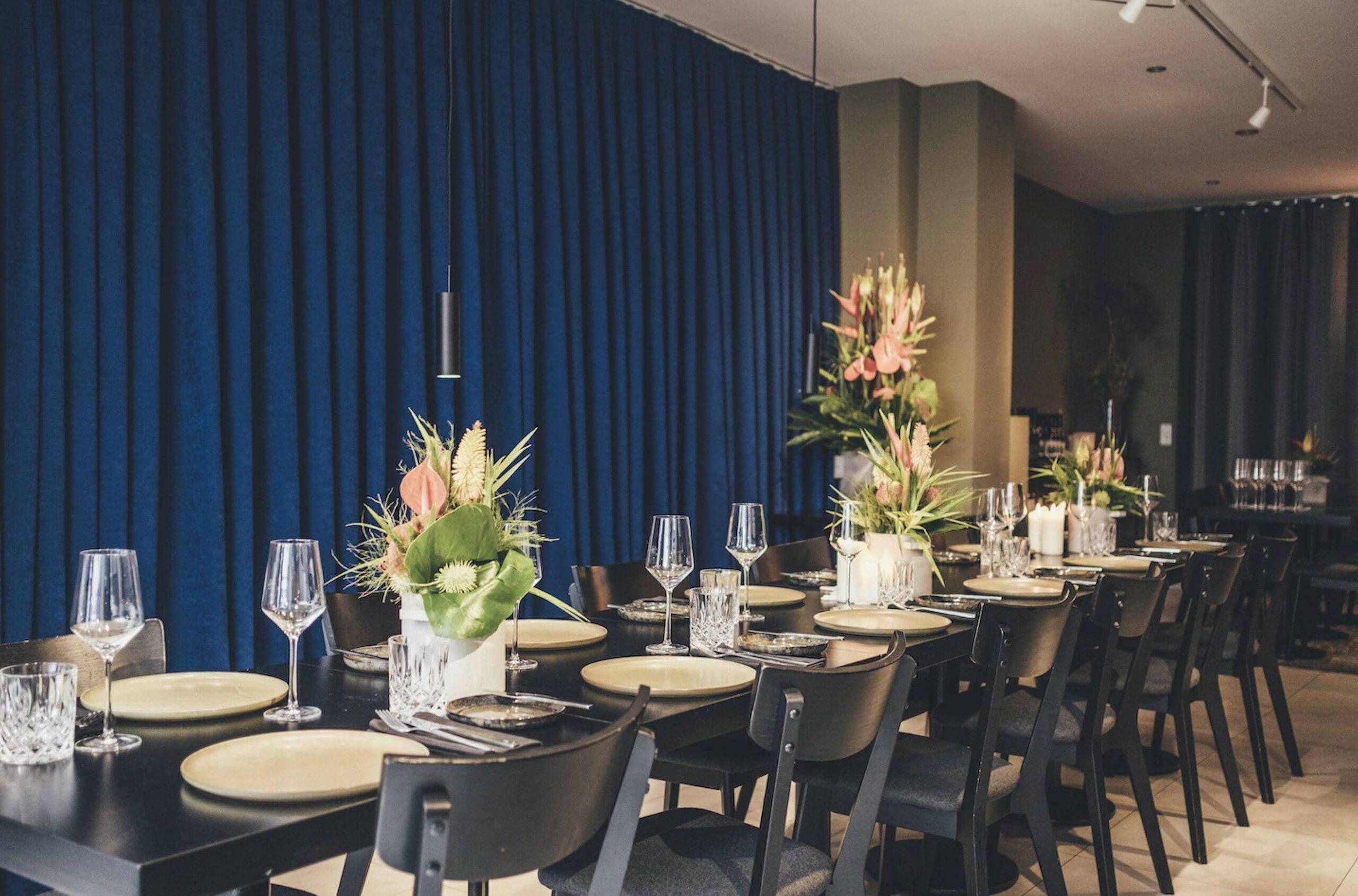 Private Dining Room Frankfurt
