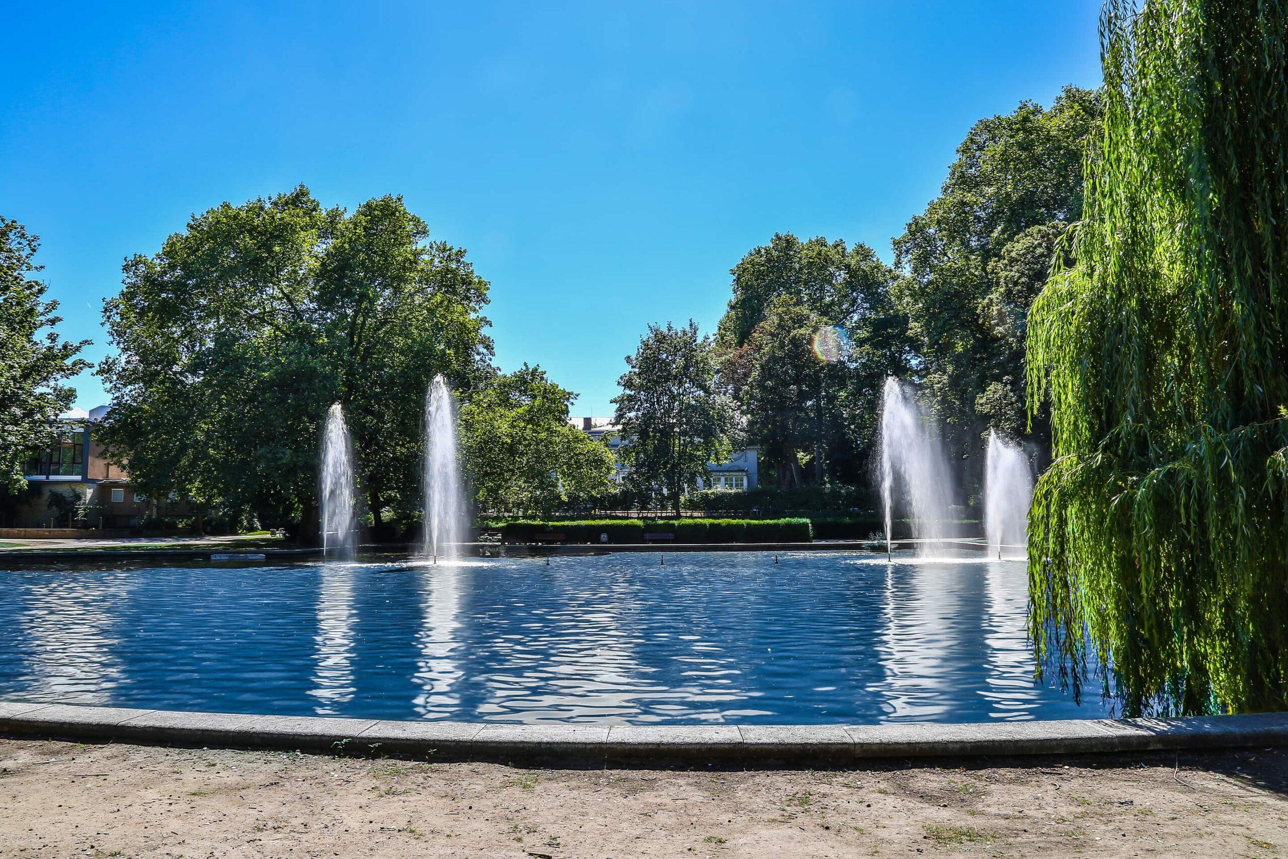 Eventlocation Frankfurt mieten Villa LePantherTeich