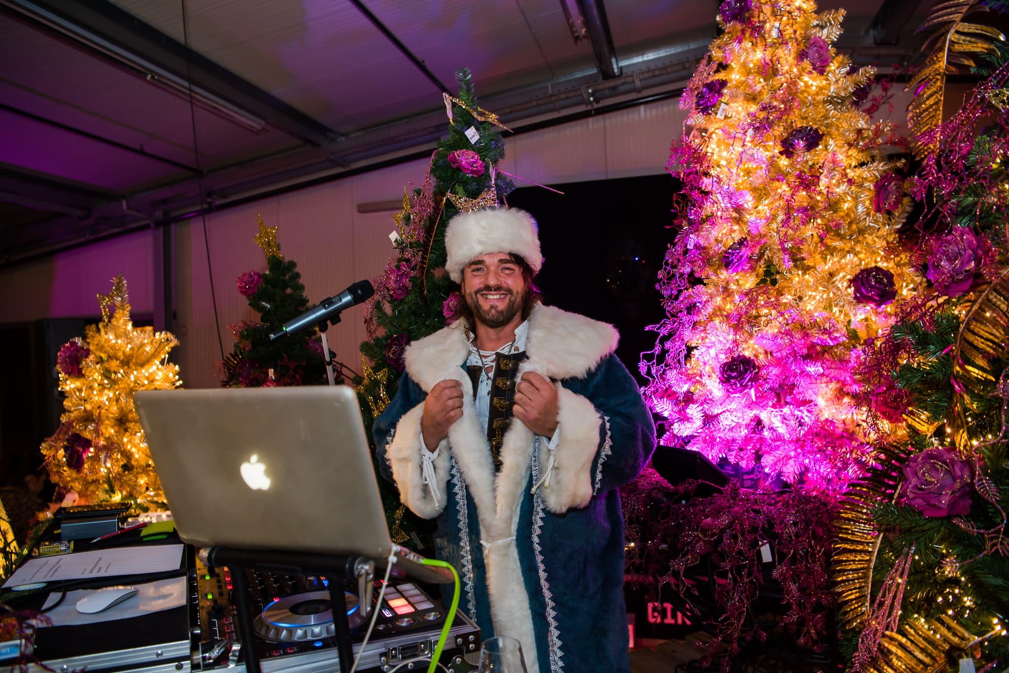 unique eventlocation frankfurt DJ Geri