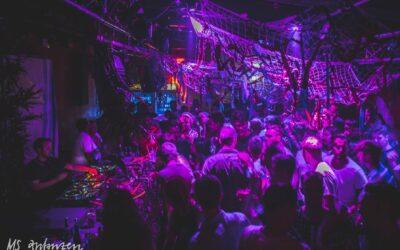 Clubveranstaltung in Frankfurt