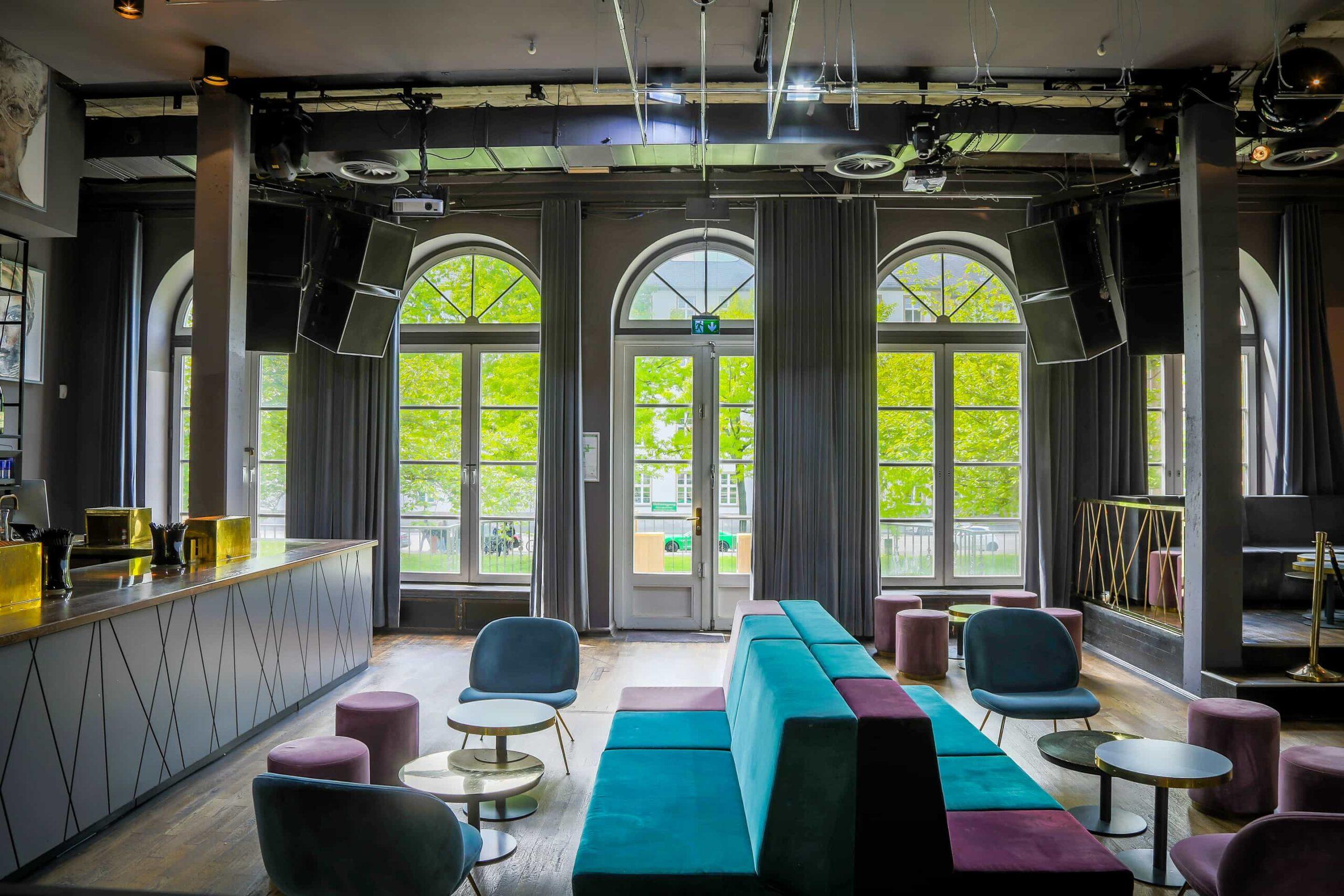 Eventlocation Frankfurt Villa LePanther Hochzeiten und business Events