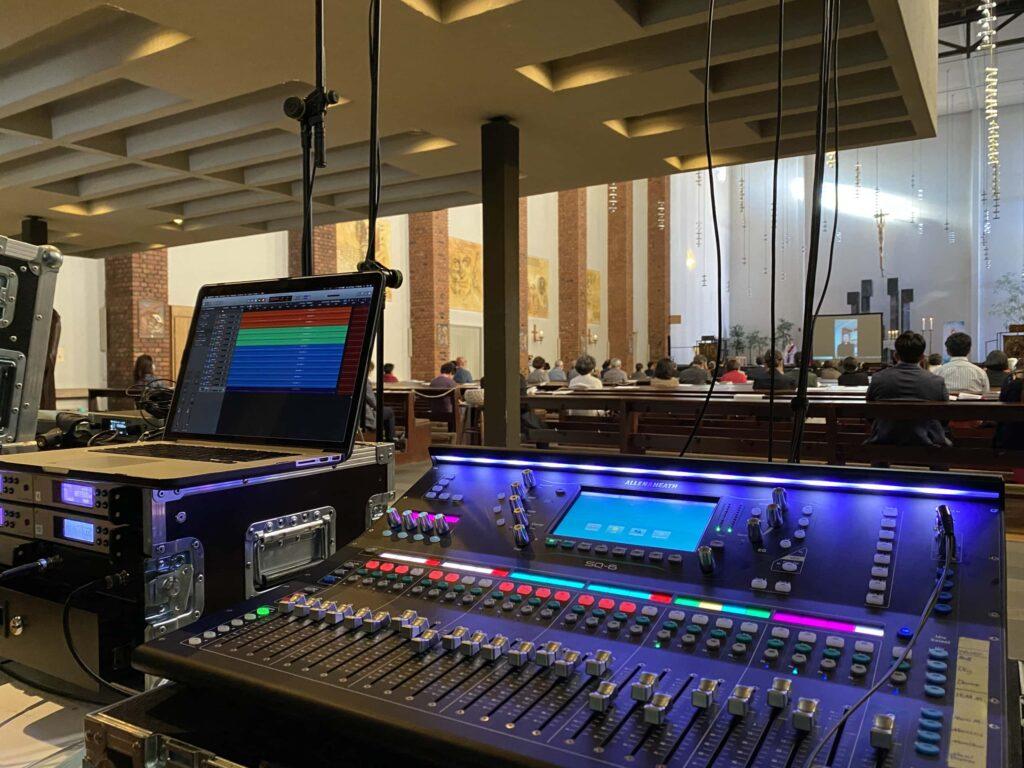 Live-Stream Kirche