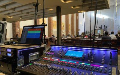 Live-Stream St. Franziskus Kirche: 50-Jahre Jubiläum der koreanischen Kirchengemeinde Frankfurt