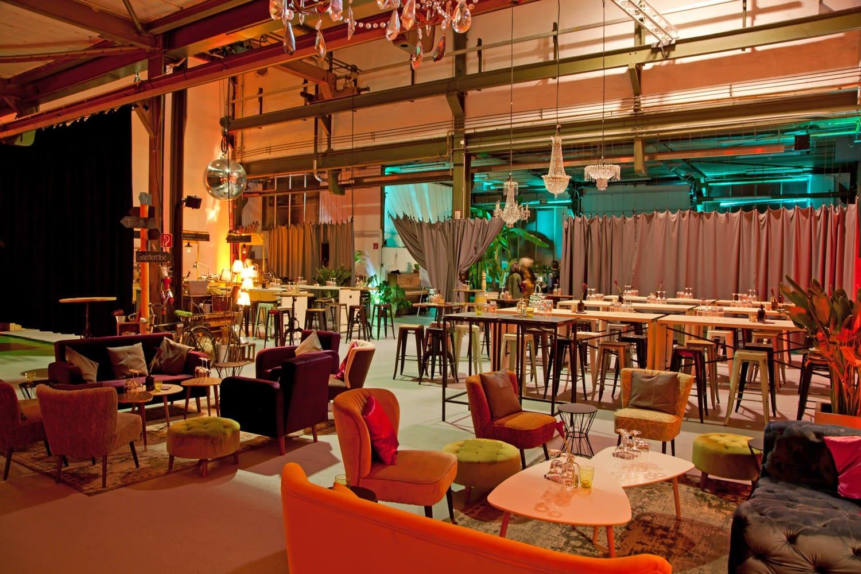 industial style eventlocation frankfurt