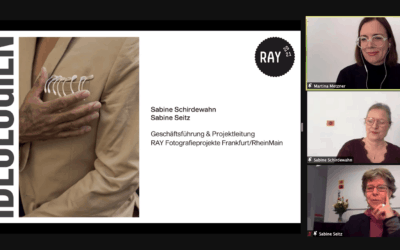 Pressekonferenz RAY Fotografieprojekt GmbH