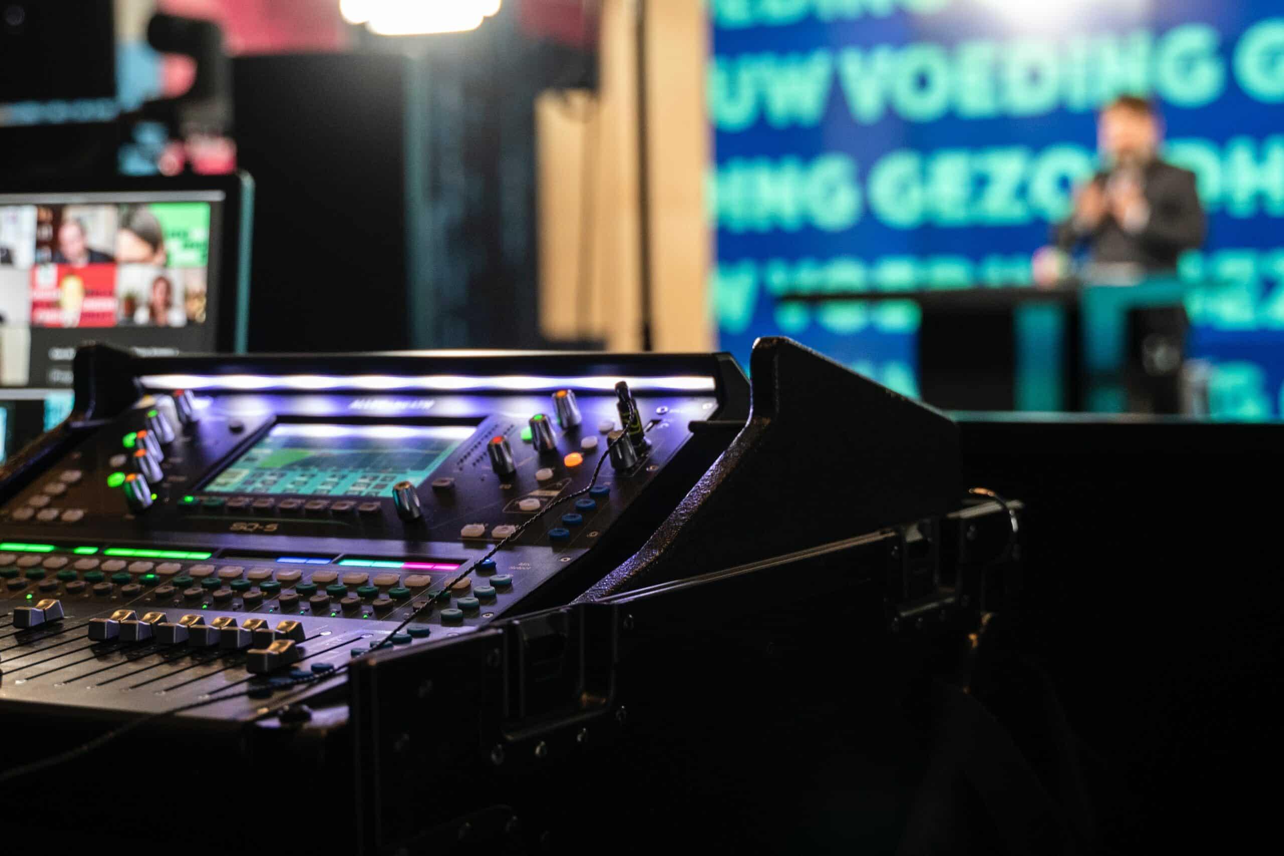 Livestream & Hybrid Events buchen Frankfurt Agentur formwandler