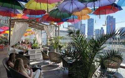 Rooftop Location Frankfurt auf derZeil