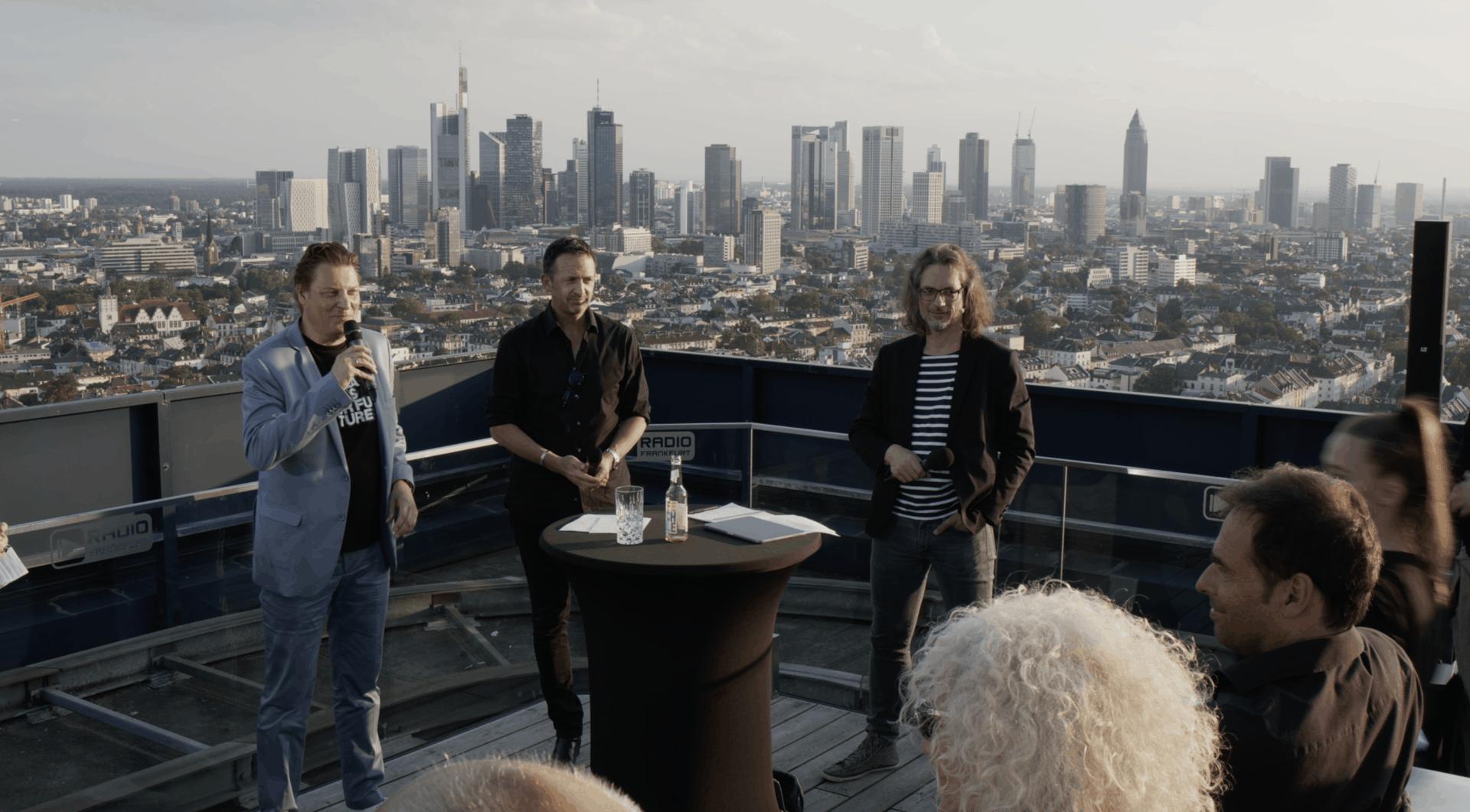Live Streaming Event bei Radio Frankfurt