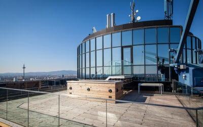 Rooftop Location Frankfurt im Nordend