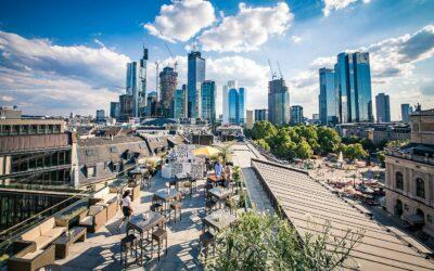 Rooftop Location an der Frankfurter Oper