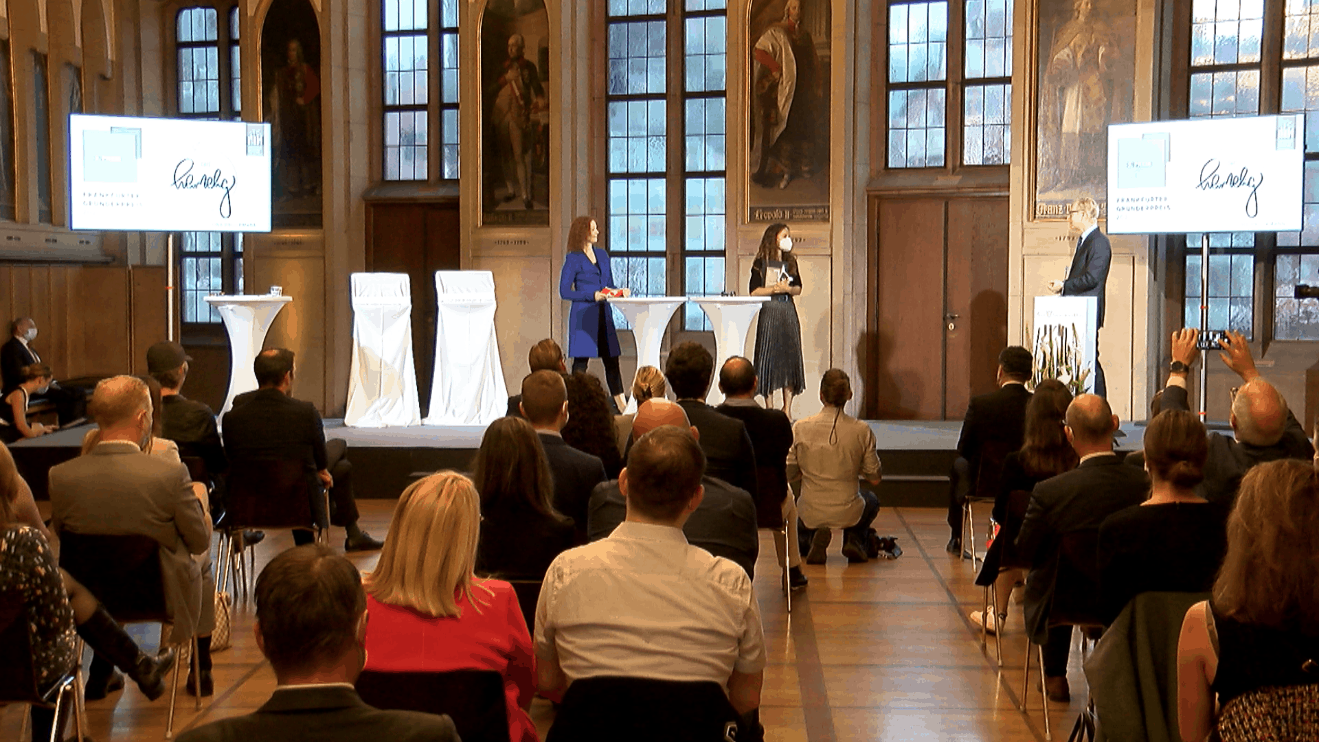 Live stream Event Tag des Handels bei Rheinmain TV