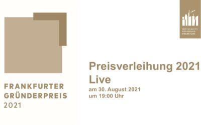 Frankfurter Gründerpreis 2021