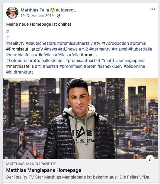 matthias fella homepage