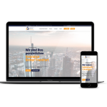 webdesign versicherungsmakler insurance broker frankfurt