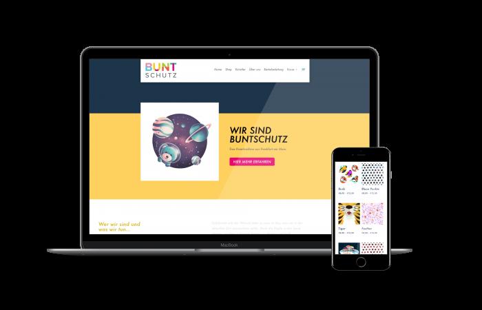 online shop entwicklung woocommerce agentur frankfurt