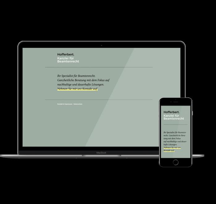 webdesign anwalt kanzlei frankfurt