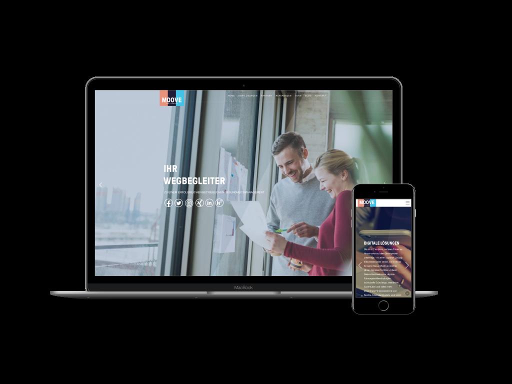 formwandler interactive Webdesign Frankfurt Gesundheitsbranche