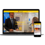 Webdesigner Frankfurt formwandler interactive Postbank