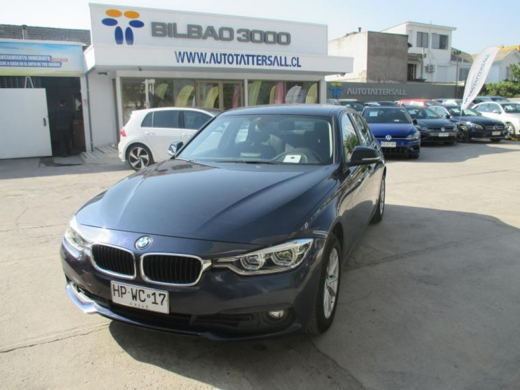 BMW 318 , 2016