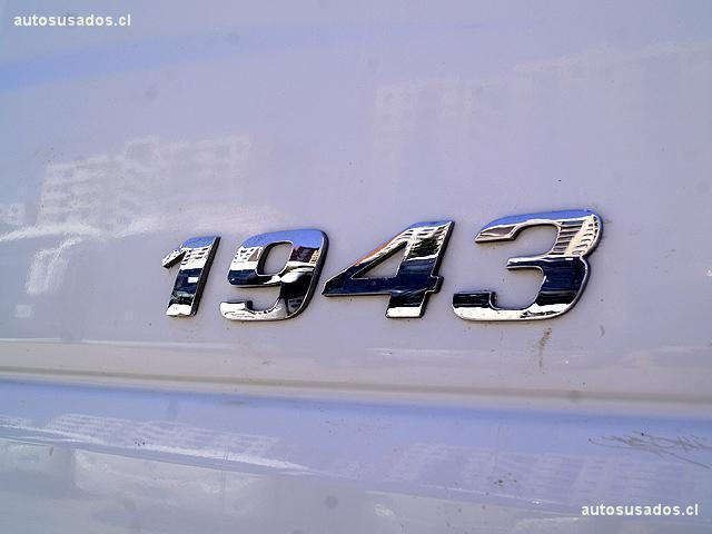 MERCEDES-BENZ AXOR 1943 LS