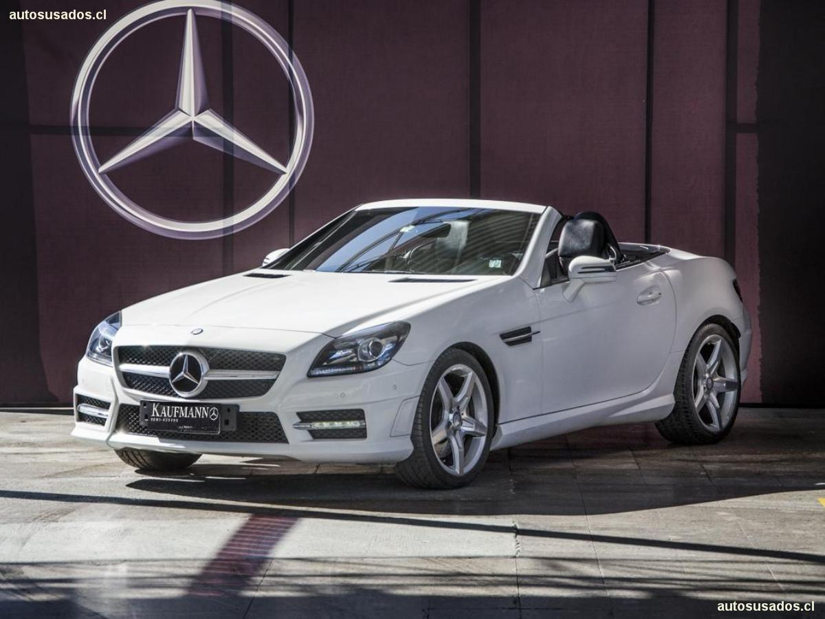 2014 Mercedes Benz Slk Cl