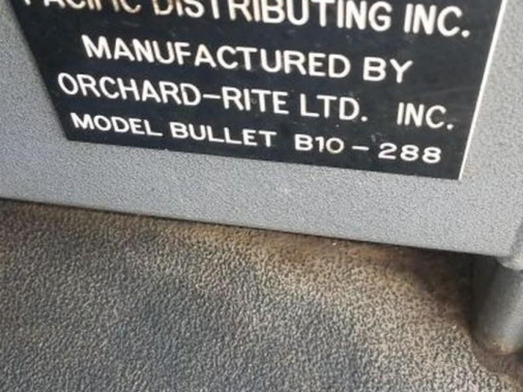 ORCHARD-RITE BULLET