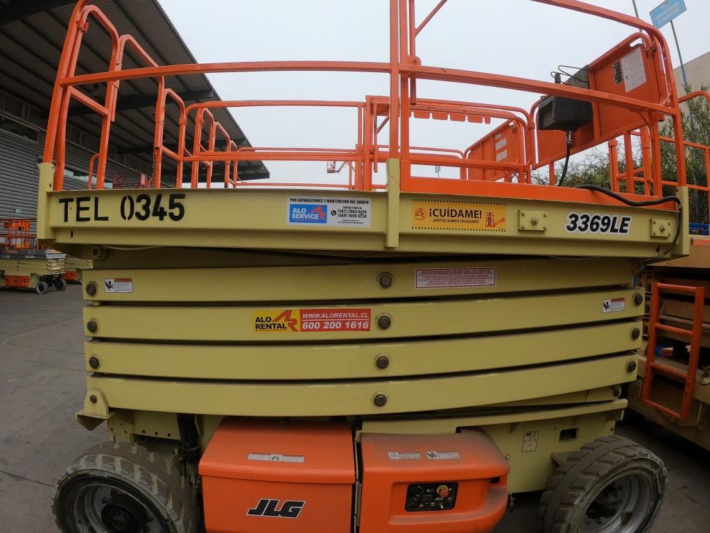JLG 3369LE , 2004