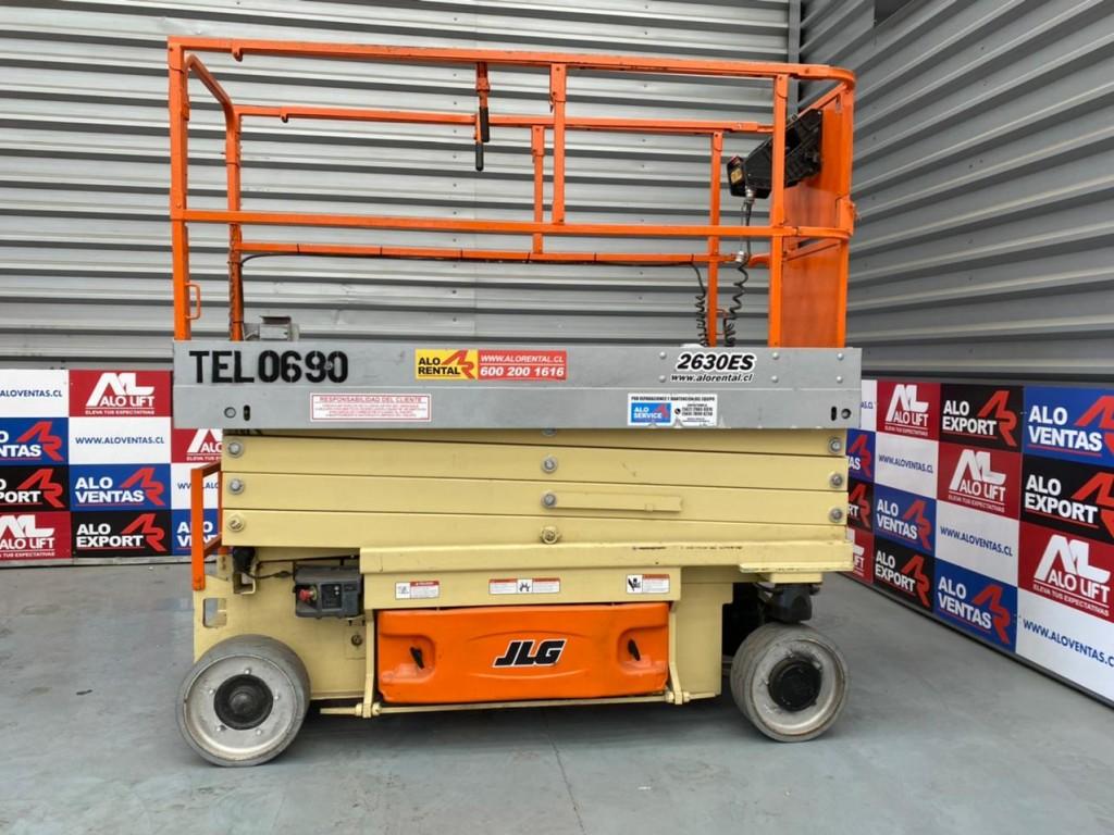 JLG 2630ES , 2010