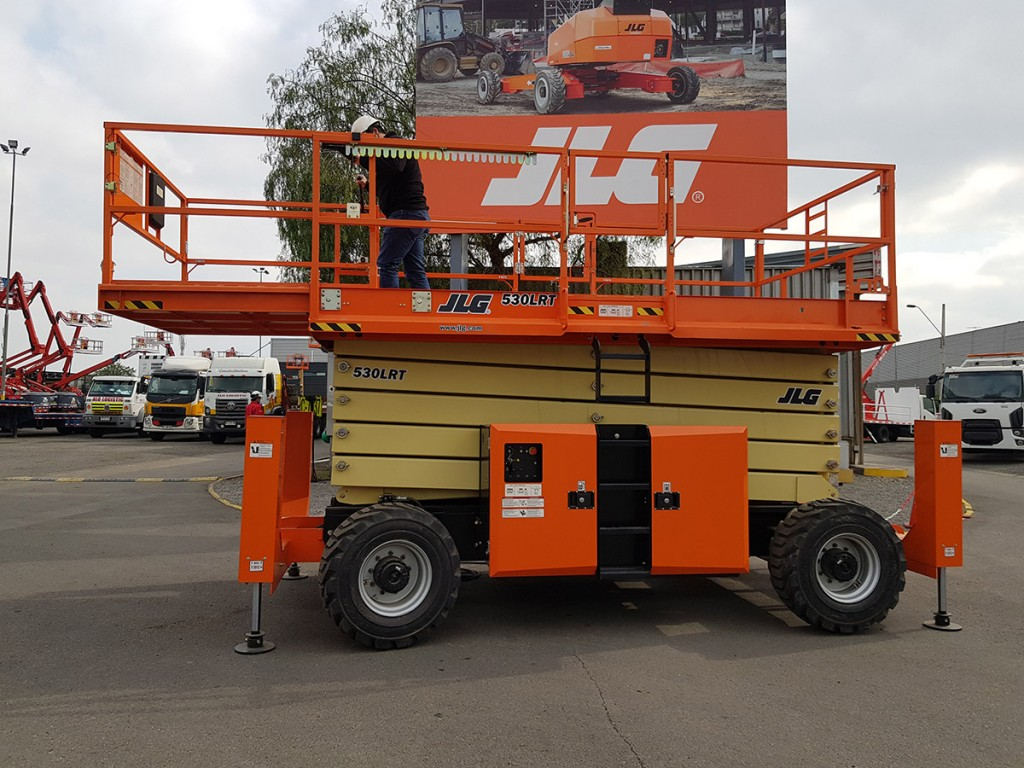 JLG 530 LRT