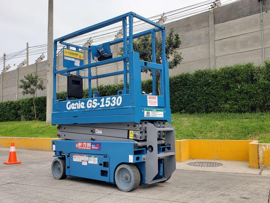 GENIE GS-1530 , 2015