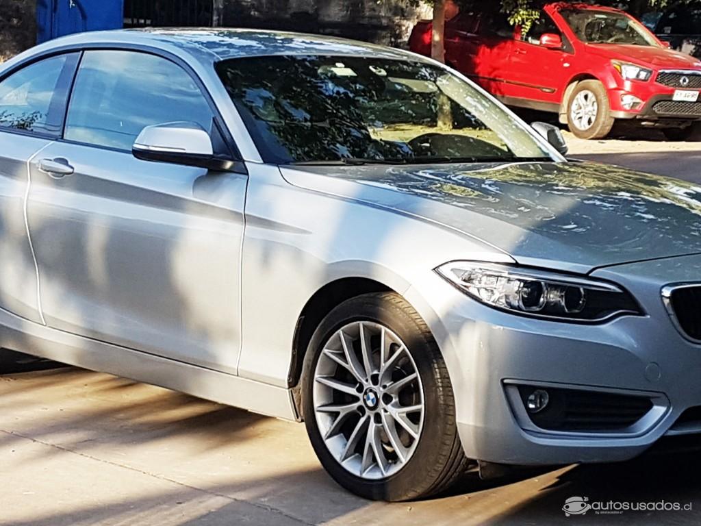 BMW 220 , 2014