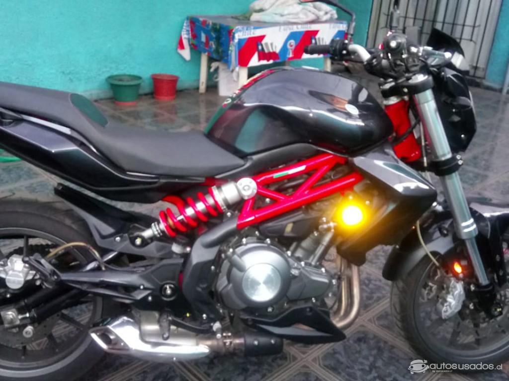 BENELLI TNT 600 GT