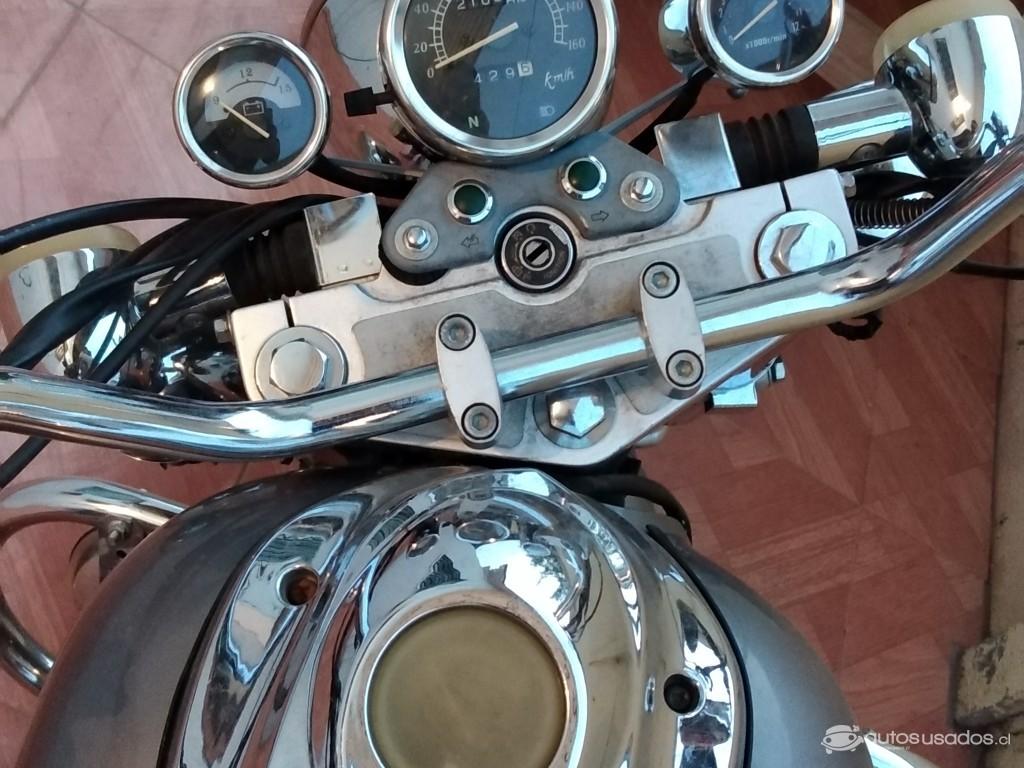 MOTOMEL MOTARD 200