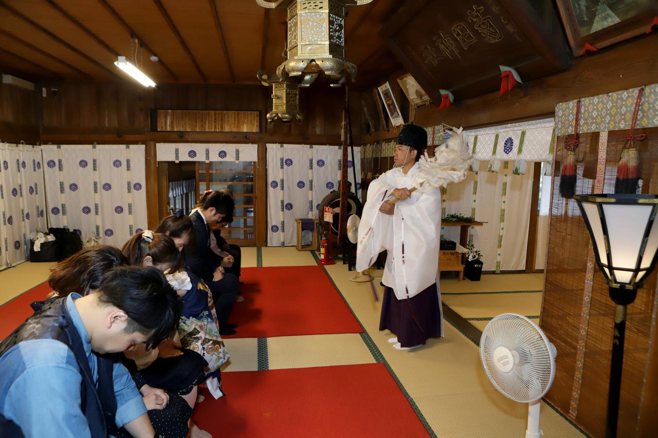 千葉県 菊田神社