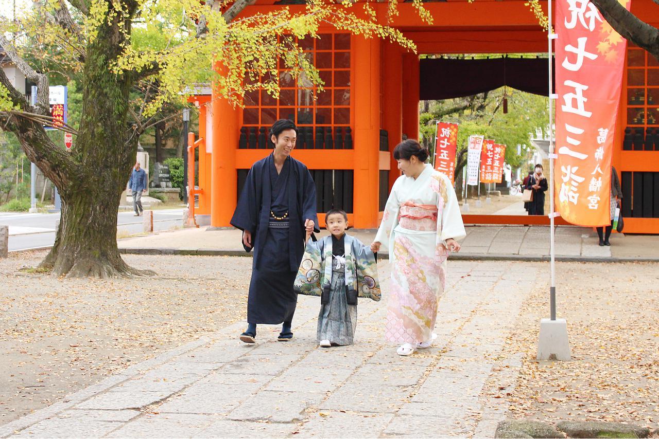 千葉県 葛飾八幡宮