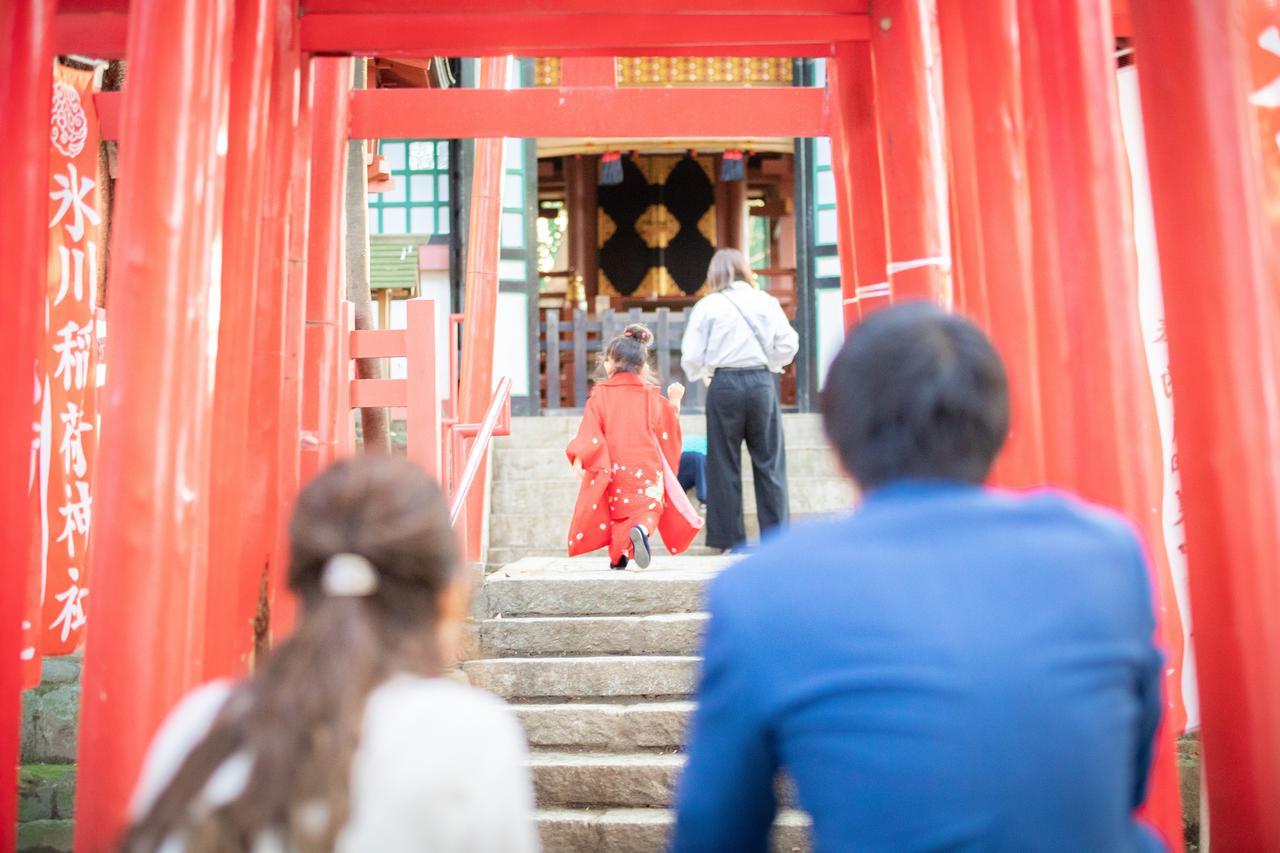埼玉県 氷川神社