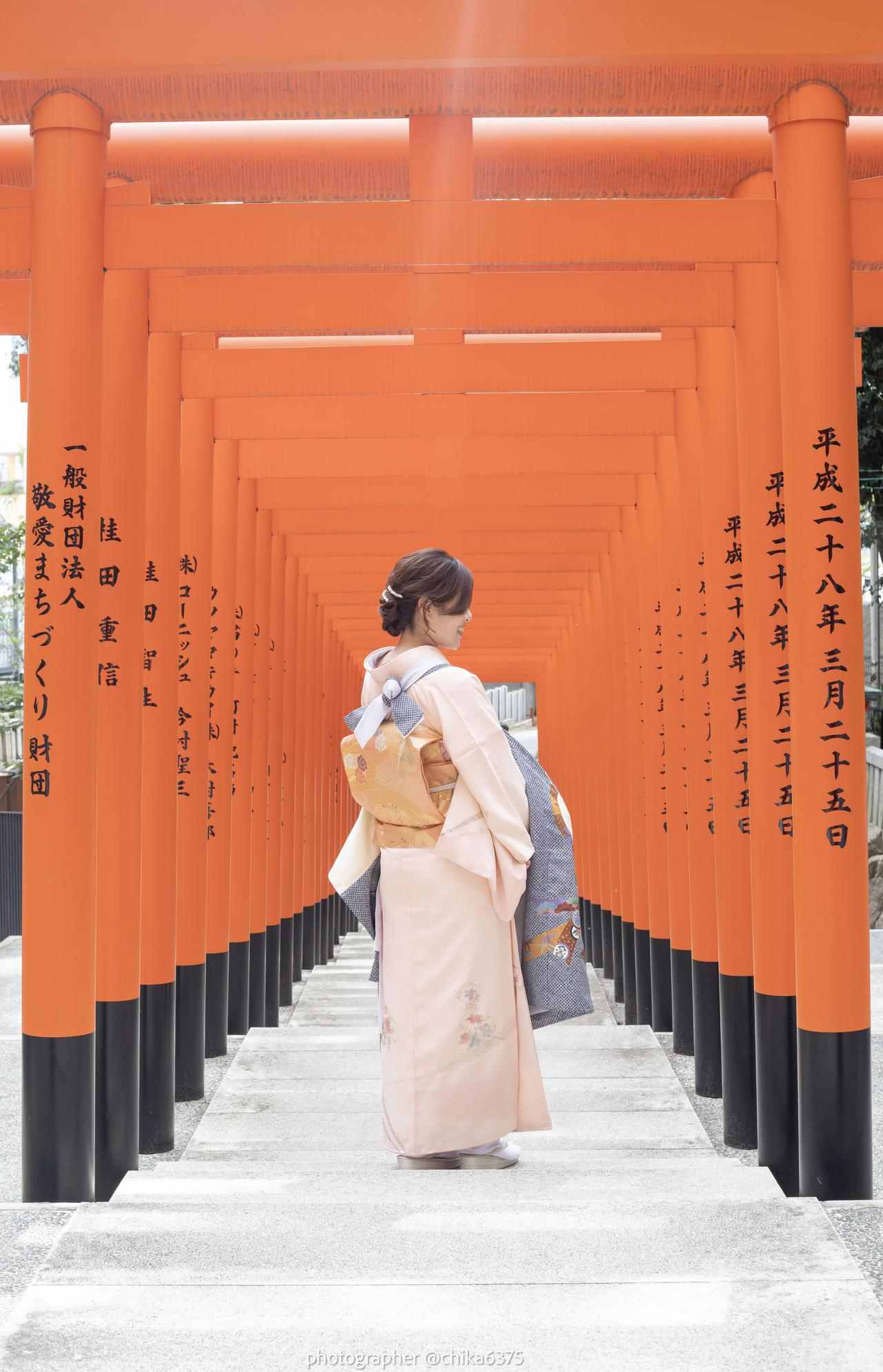 兵庫県 生田神社
