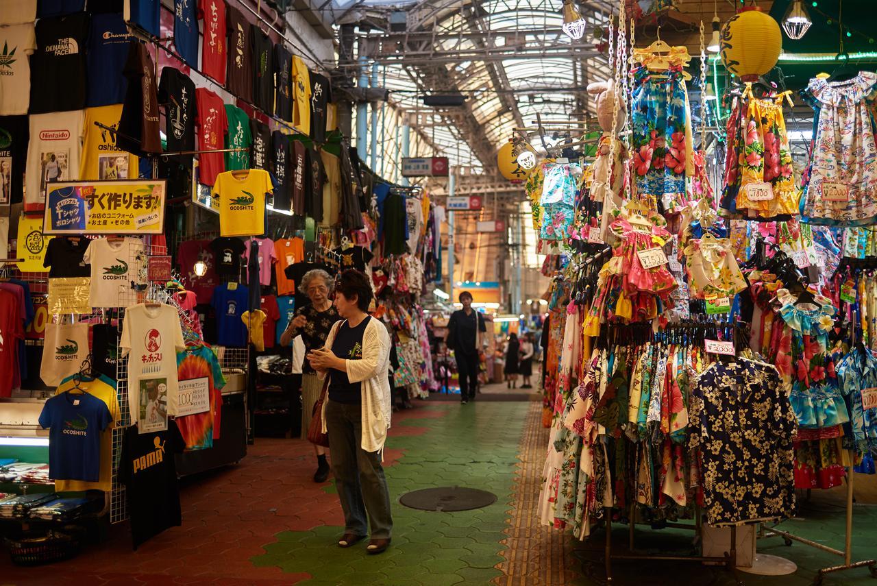 沖縄県 牧志公設市場